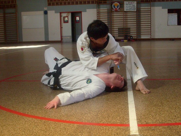 taekwon-do itf strasbourg Self-defense