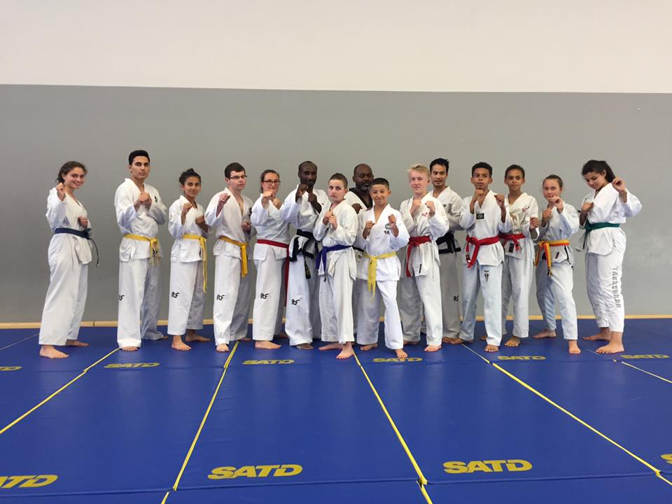 stage-taekwondo wtf-itf